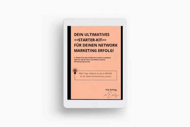 Network Marketing Starter-Kit
